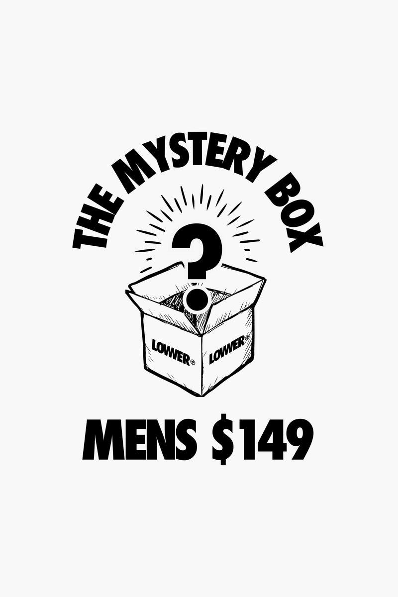 *ONLINE EXCLUSIVE* Mens $149 Mystery Box