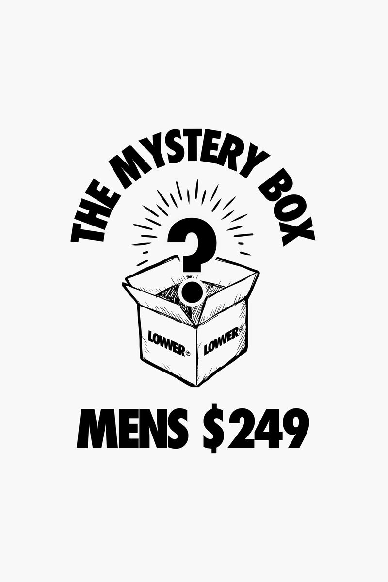 *ONLINE EXCLUSIVE* Mens $249 Mystery Box