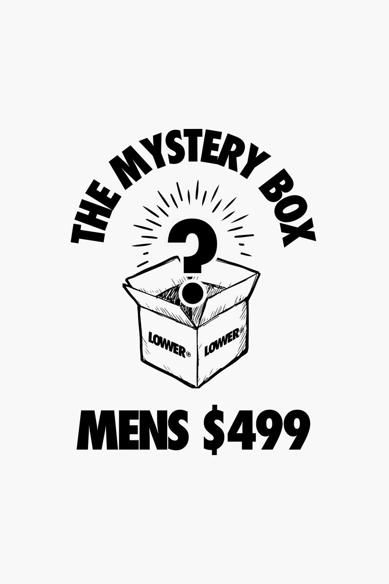 *ONLINE EXCLUSIVE* Mens $499 Mystery Box