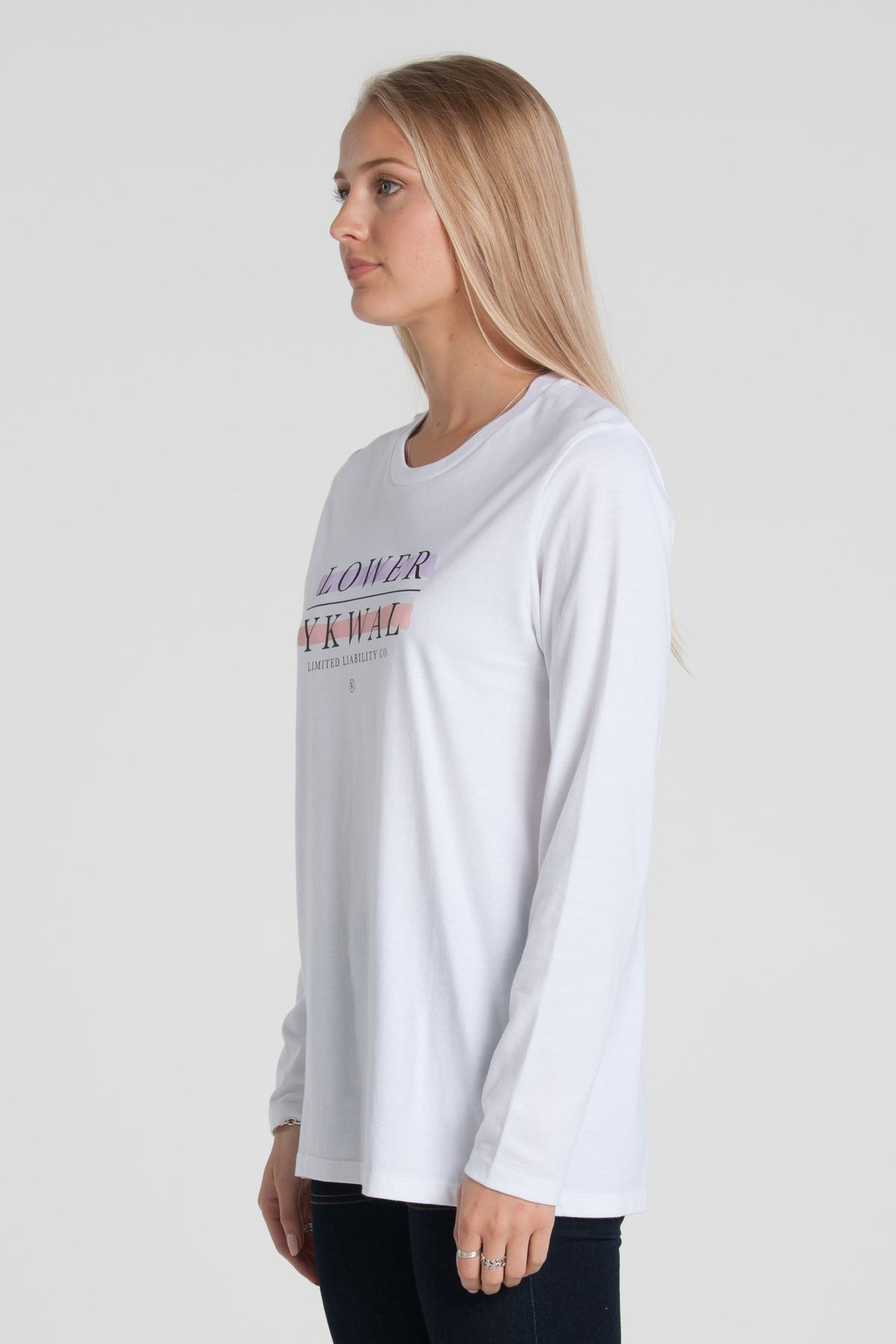Moonlite Relax Long Sleeve - White