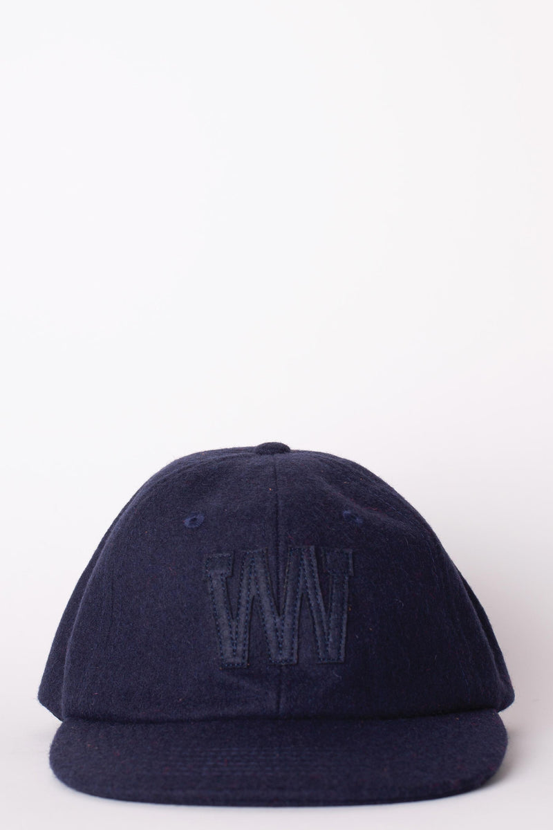 Field Cap - Navy Felt
