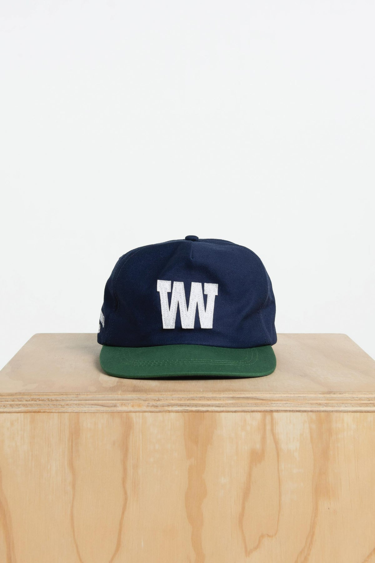Phife Cap - Stadium - Navy/Forest Green