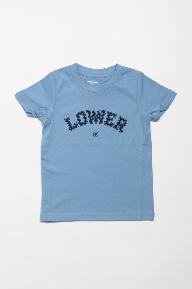 Playground Kids/Youth Tee - Light Blue