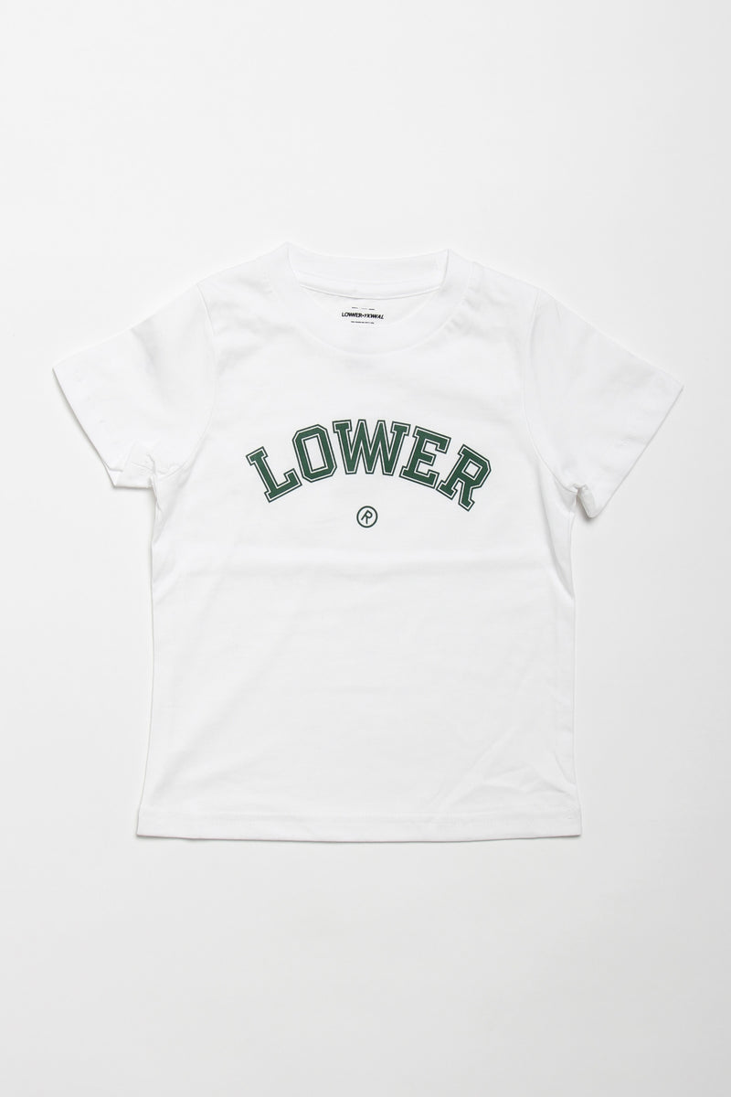 Playground Kids/Youth Tee - White
