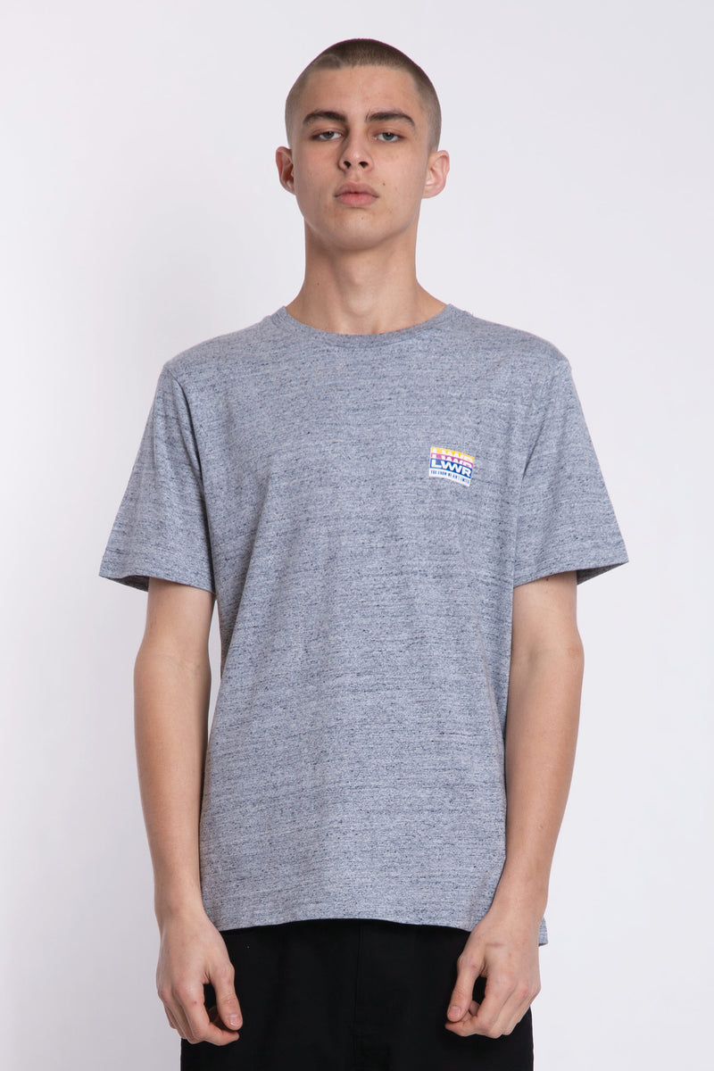 Visions QRS Tee - Charcoal