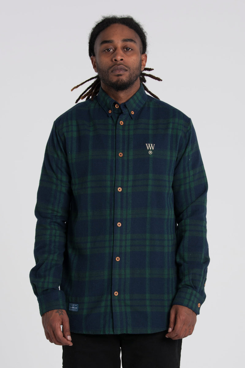 Raf Shirt - Green/Navy
