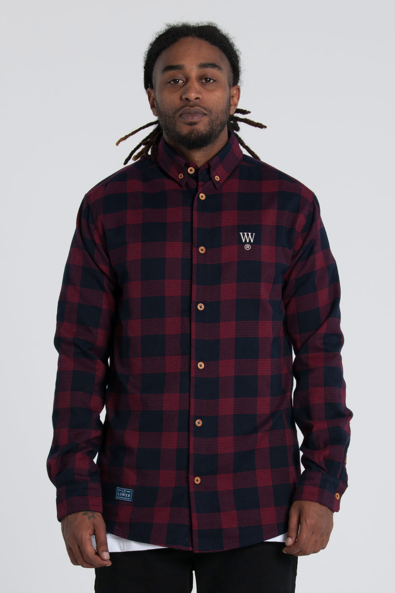 Raf Shirt - Red/Navy