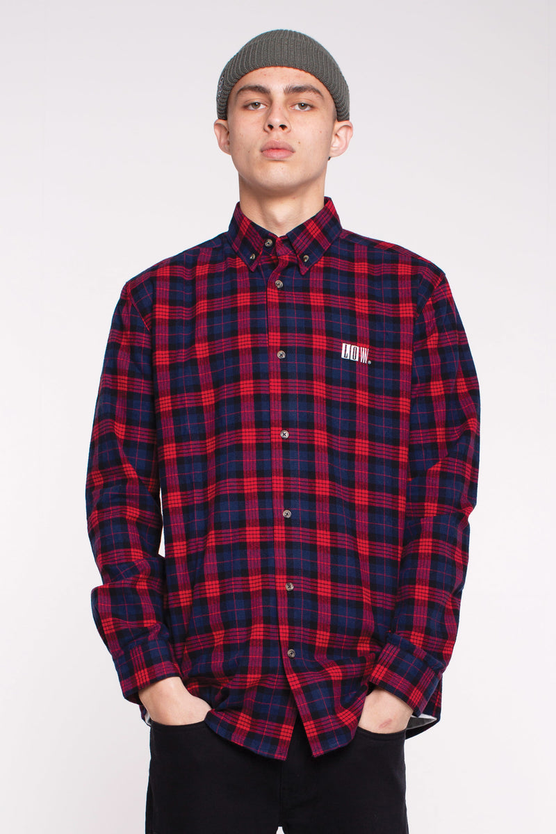 Raf Shirt - Red Check