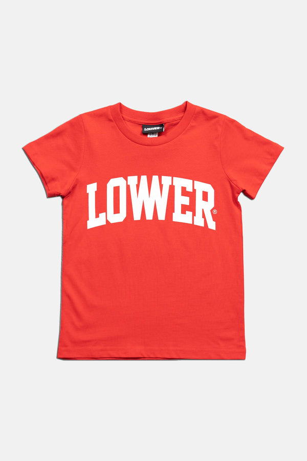 Kids/Youth Tee - Varsity - Red