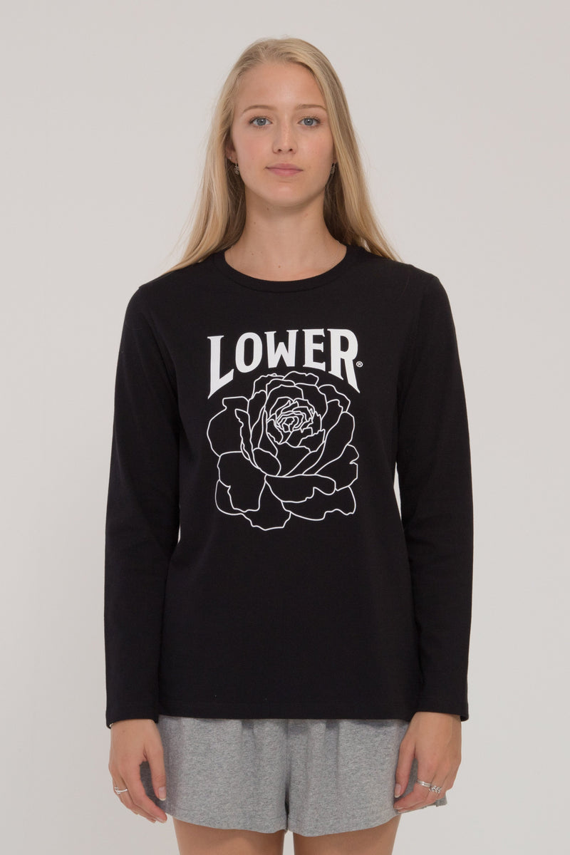 Rose Relax LS - Black