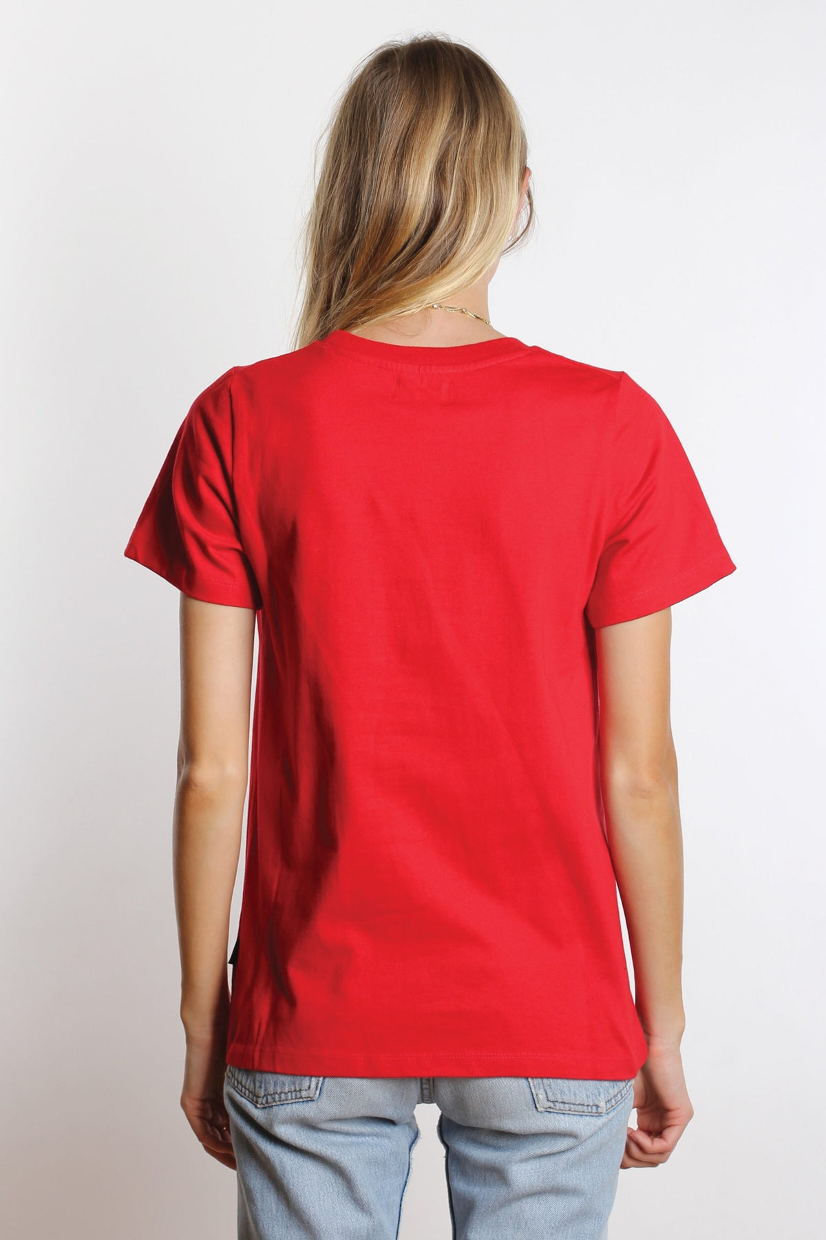 Logo Active Tee - Red