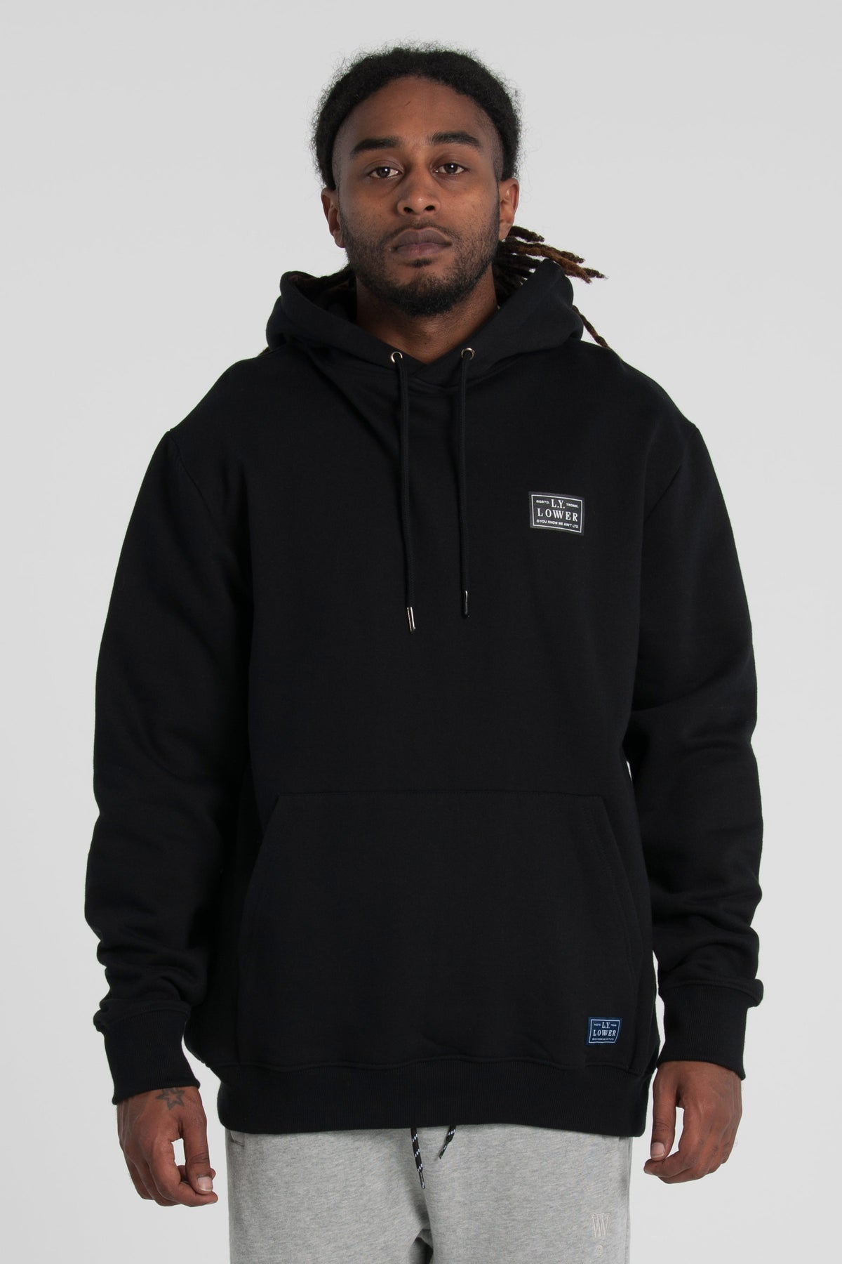 Rodeo Set Hood - Black