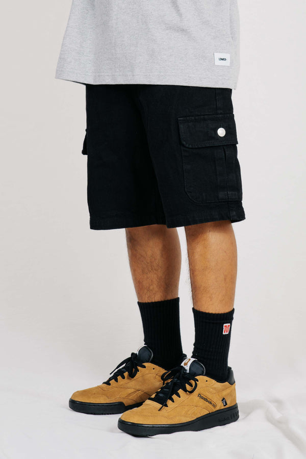 Hoss Short - Black