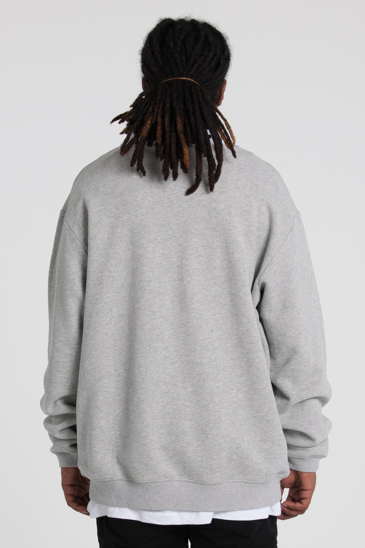 Sine Club Jersey - Grey Marle