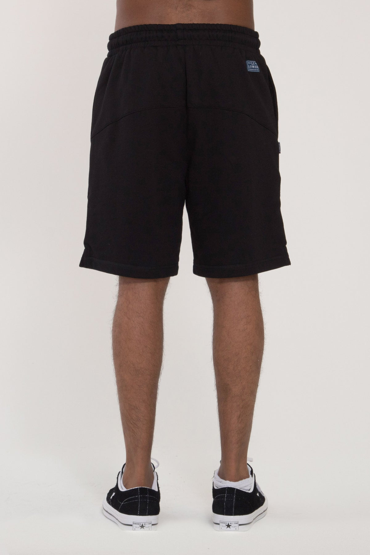 Fleece Snell Short - Black