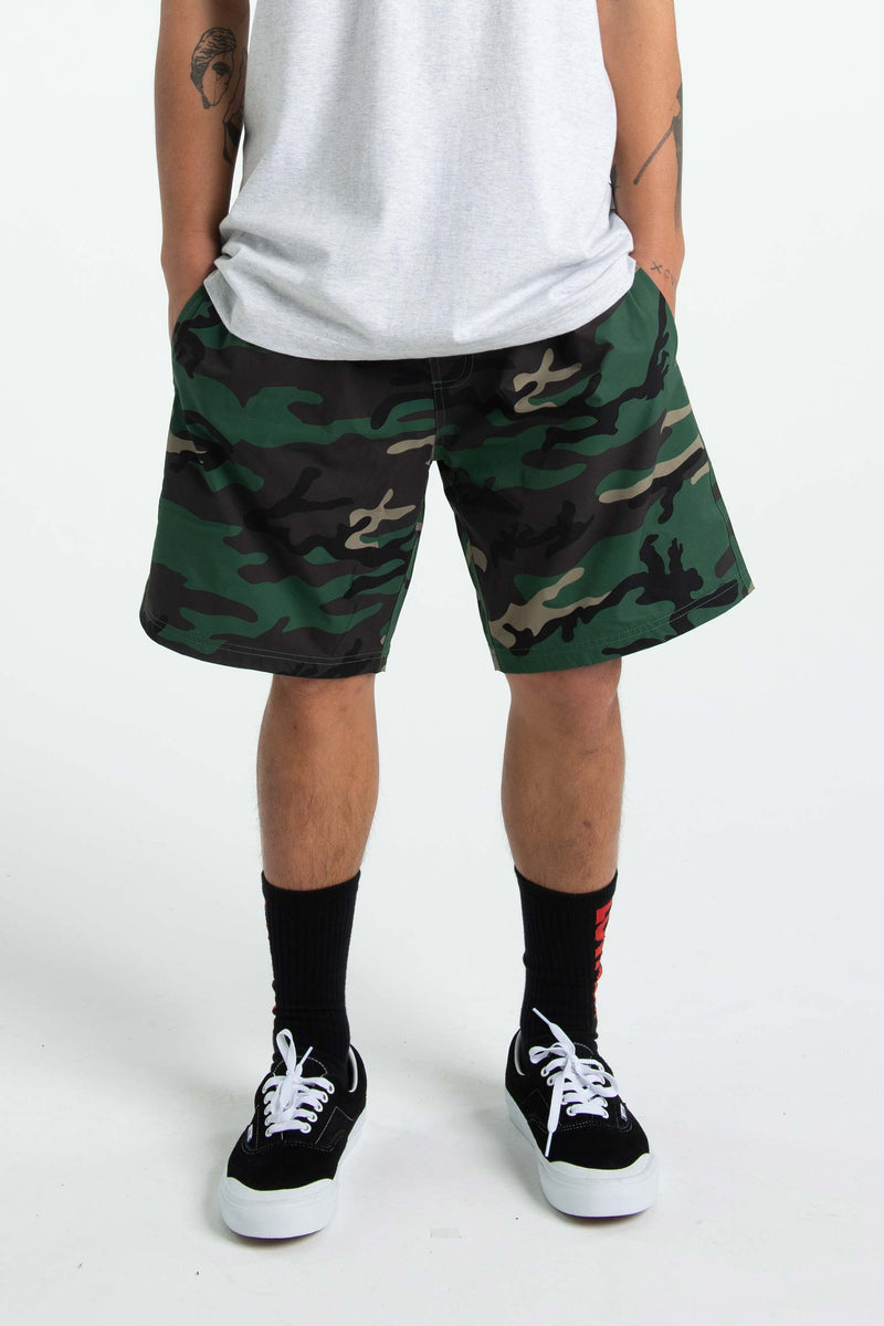 Mens So Cal Shorts - Camo