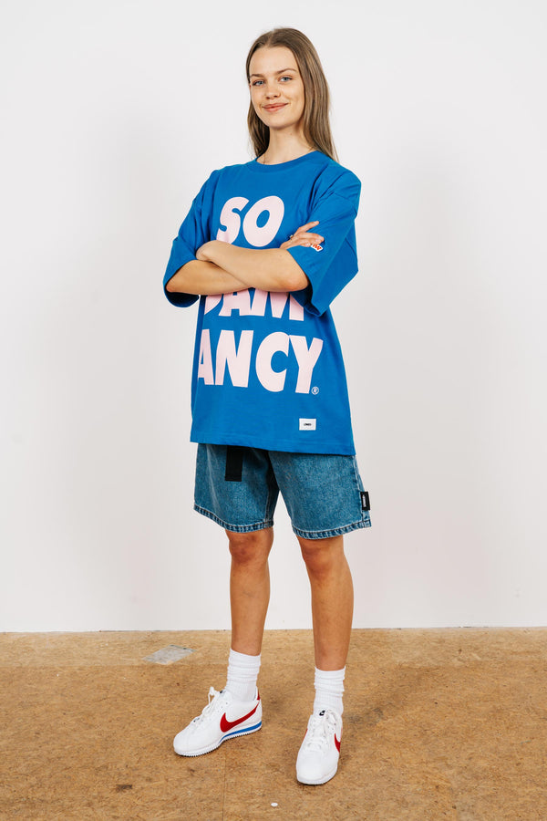 '94 Tee - So Damn Fancy - Royal Blue