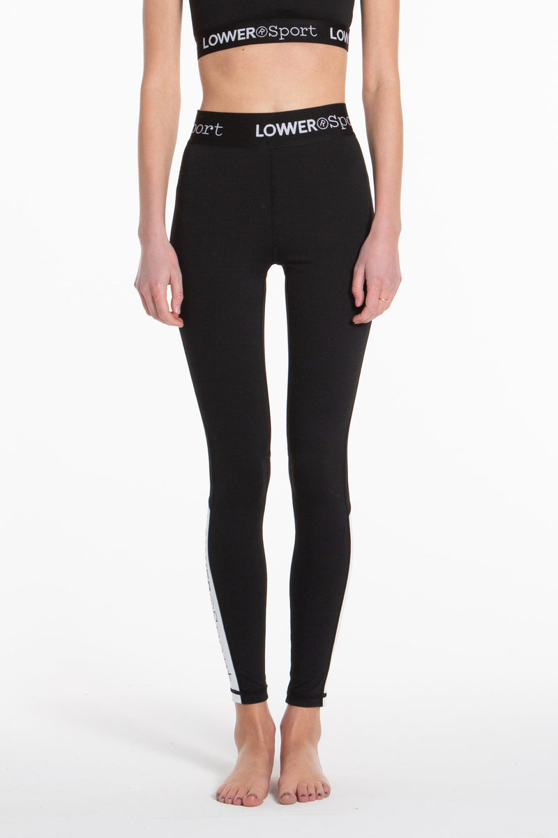 Sprint Tights - Black/White