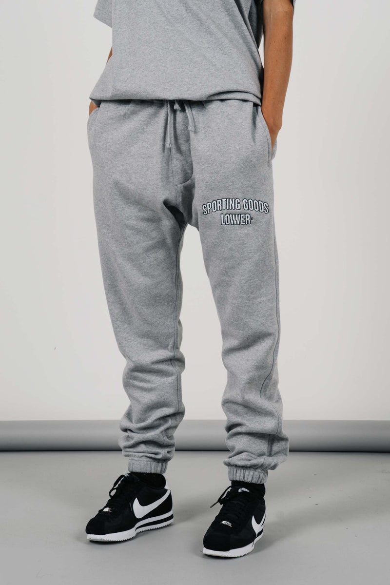 Heavy Trackpant - SGLOW - Sports Grey