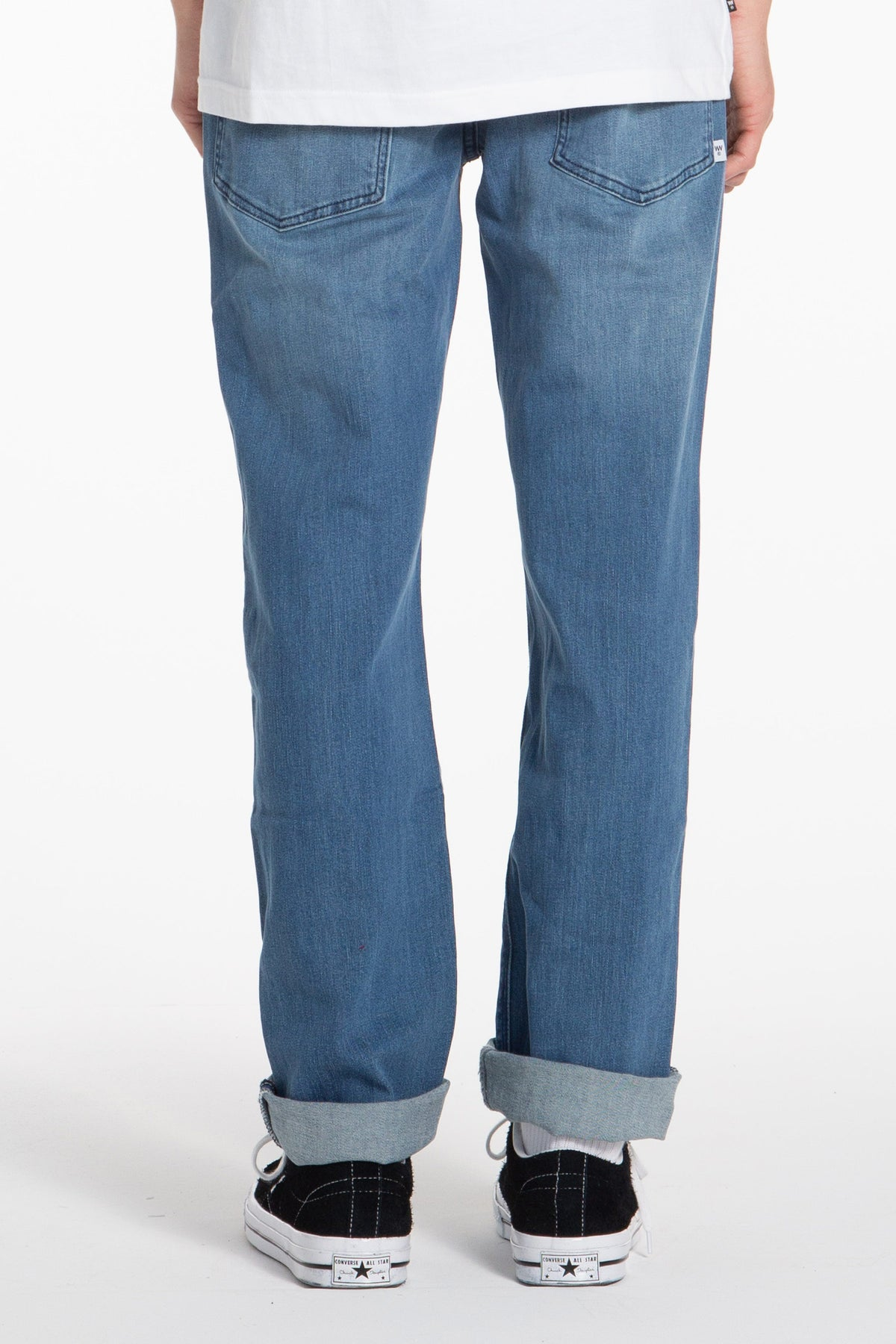 Straight Jean - Blue Wash