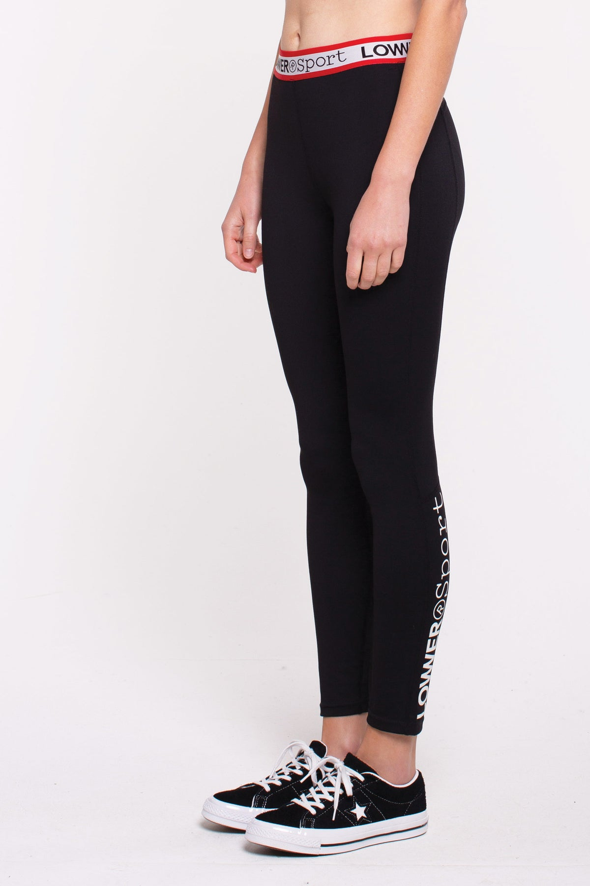 Sprint Tights - Black