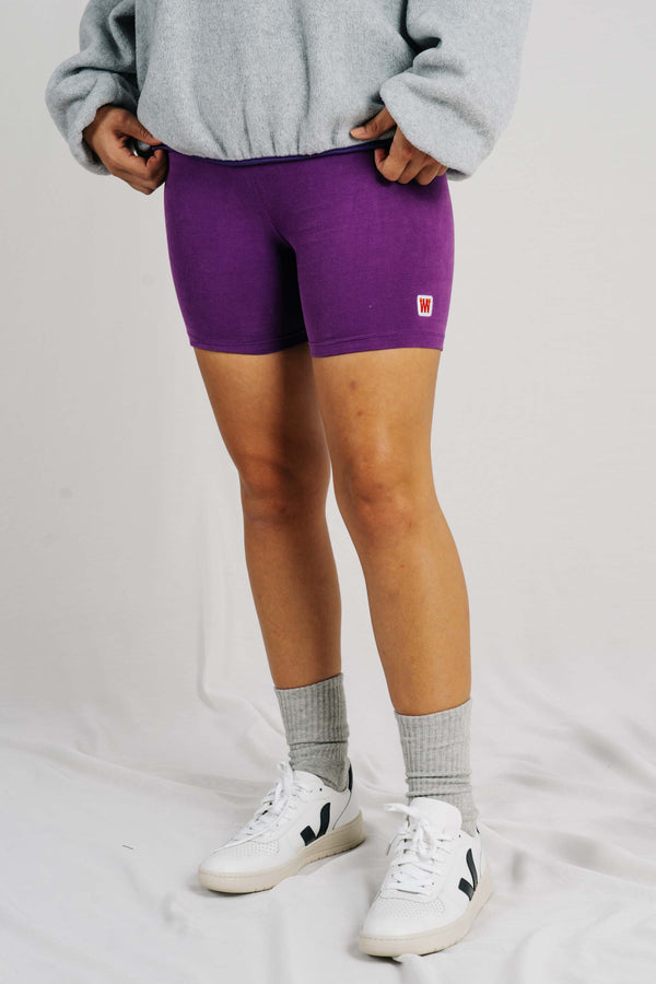 Hike Short - Purple
