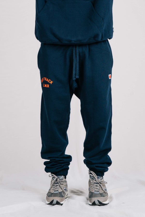 Heavy Trackpant - Off Track - Navy