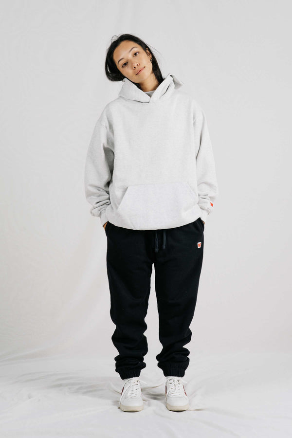 Heavy Trackpant - Black