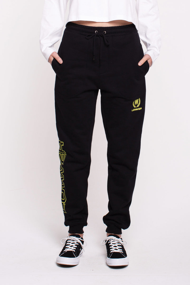 Troup Trackpants - Black