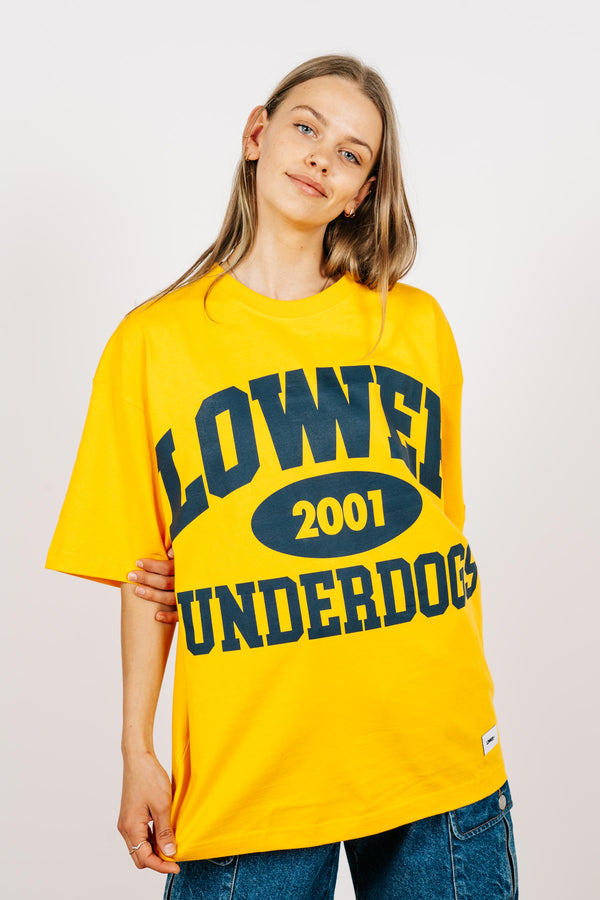 '94 Tee - Underdogs - Gold
