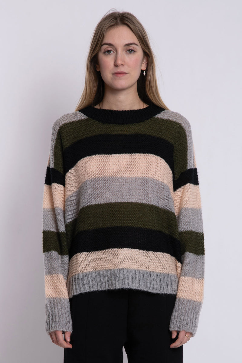 Valley Knit - Stripe