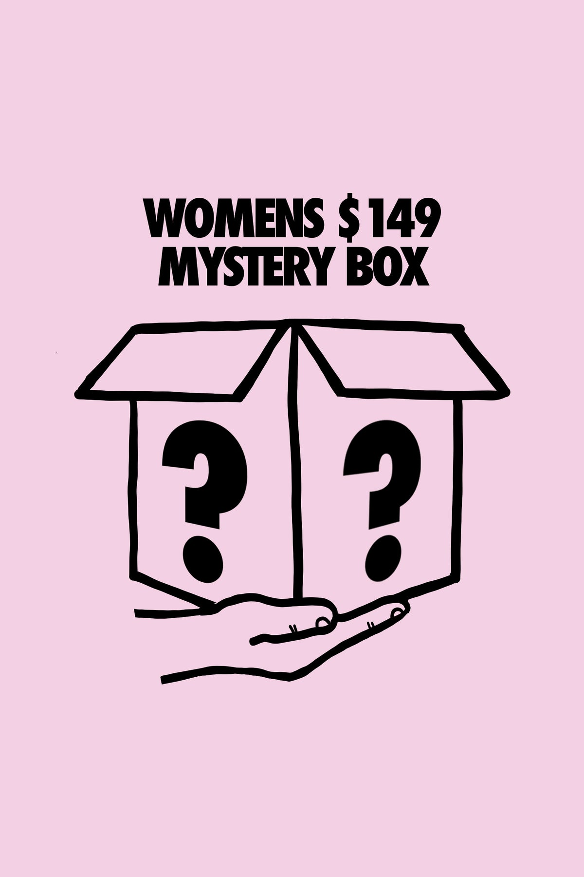 ***LIMITED*** Womens $149 Mystery Box