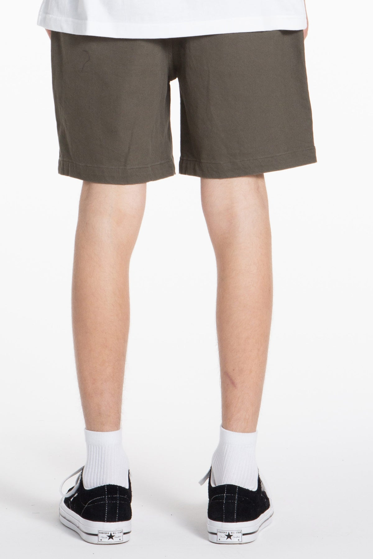 Wood Short - Military