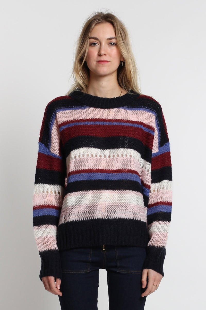 Faye Knit - Stripe