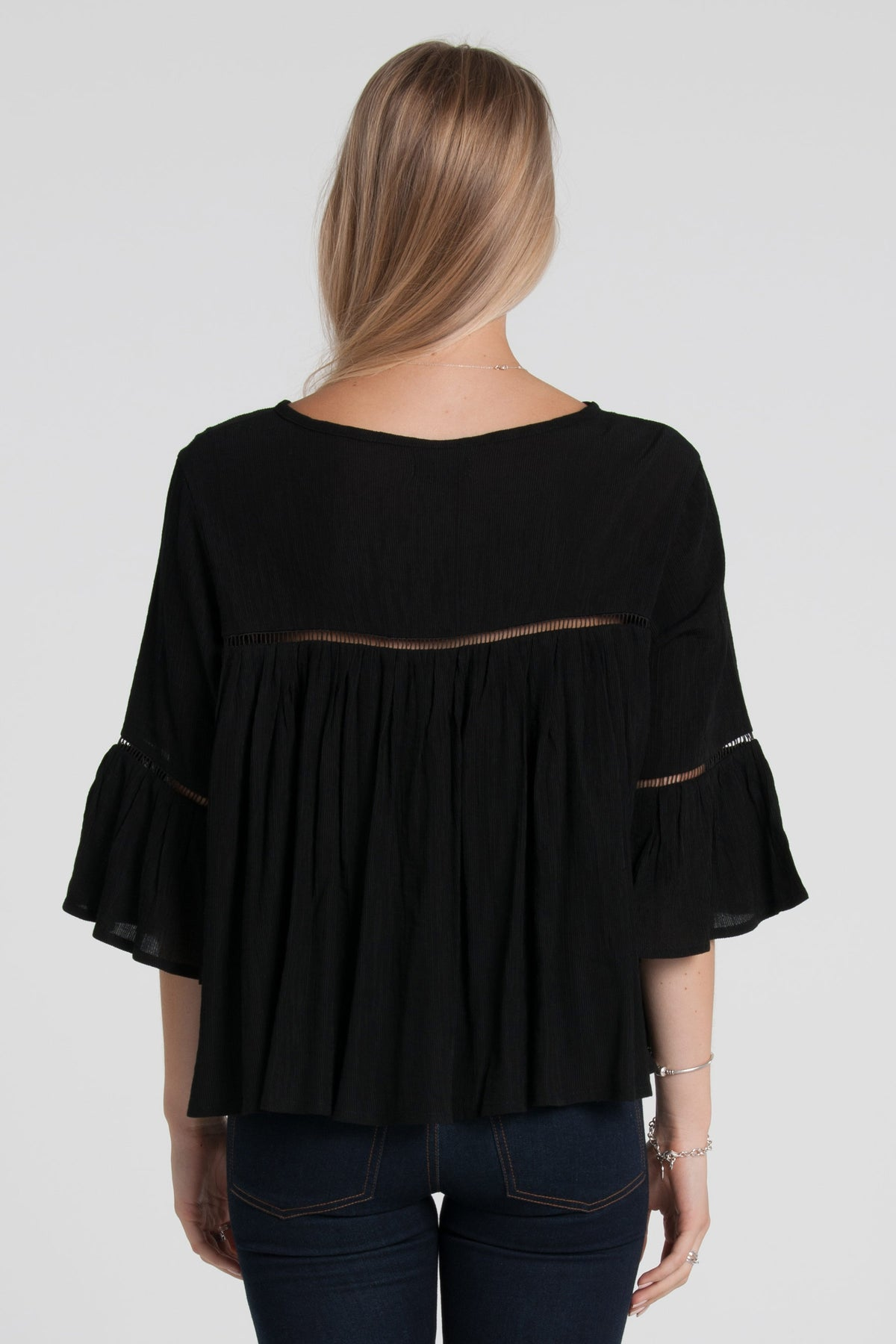 Clementine Top - Black