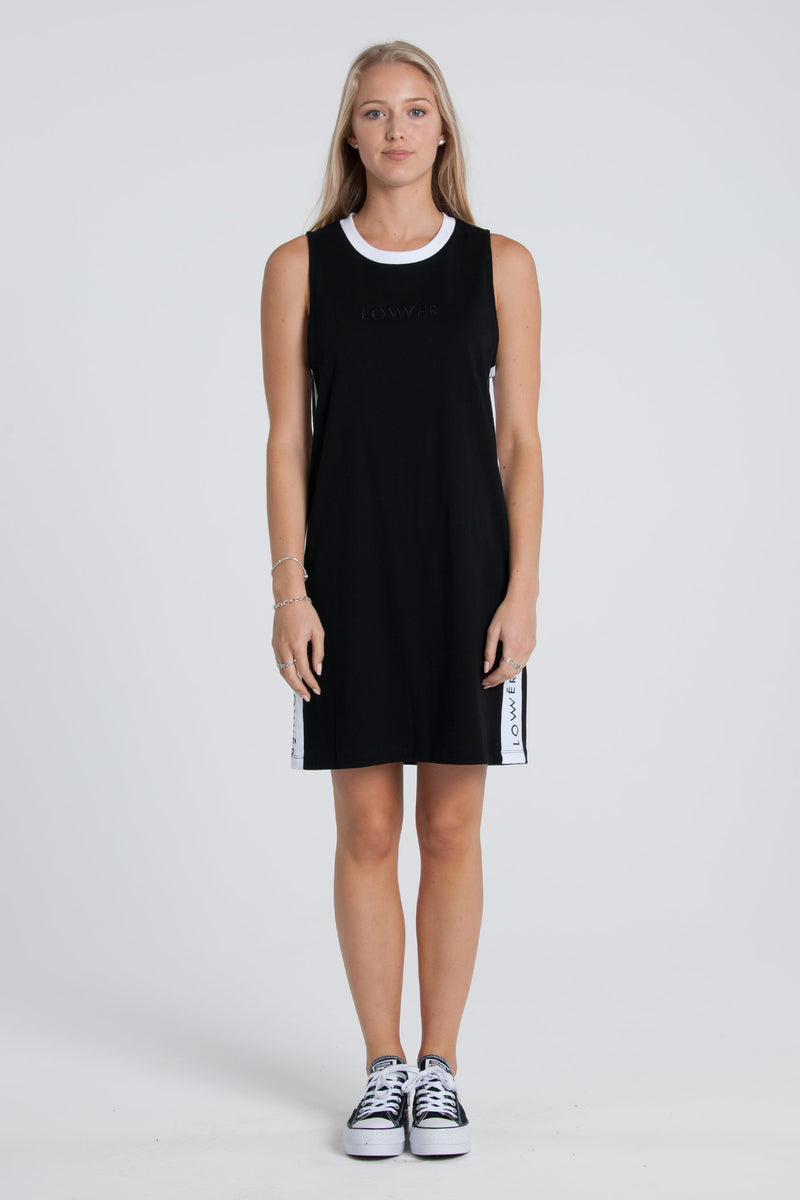 Boutique Day Dress - Black
