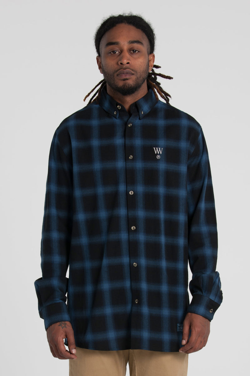 RAF Shirt - Navy/Black