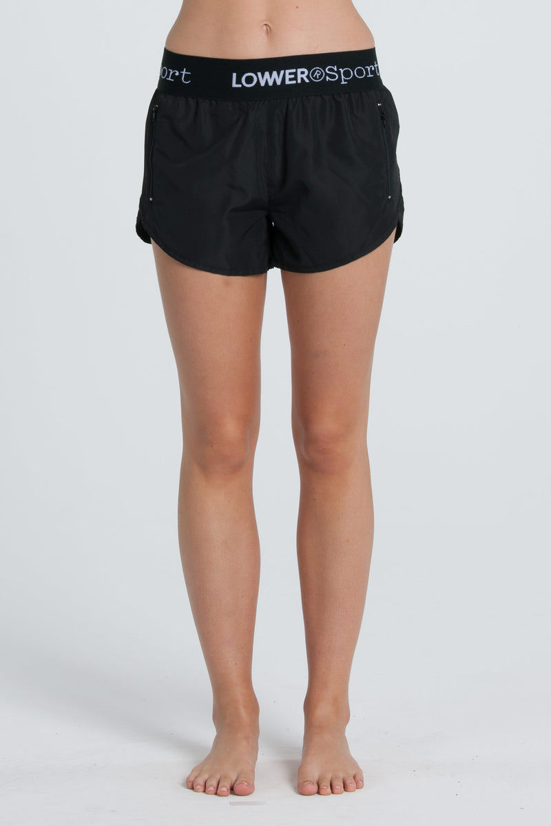 Run Shorts - Black