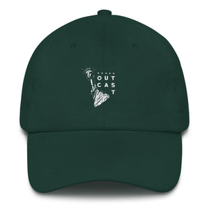 Outcast Liberty Embroidered Dad hat