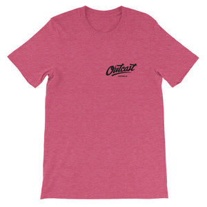 Outcast Logo Short-Sleeve Unisex T-Shirt