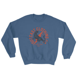 Outcast Tiger Crewneck Sweatshirt