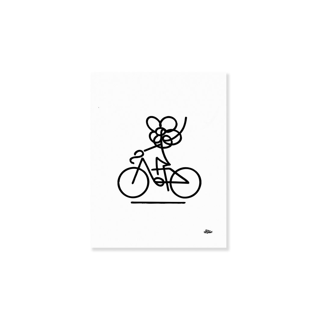 Bloom BIKE - 8,5″ X 11″