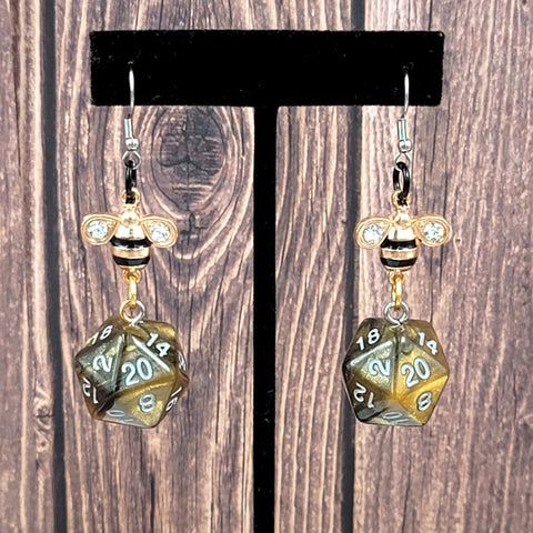 Bee20 v2.0 Earrings