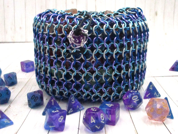 Glacier Behemoth Dicebag MADE TO ORDER