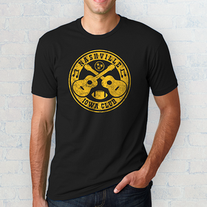 Nashville Iowa Club Emblem Tee