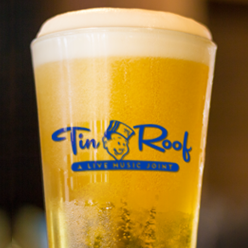 Royal Logo Pint Glass
