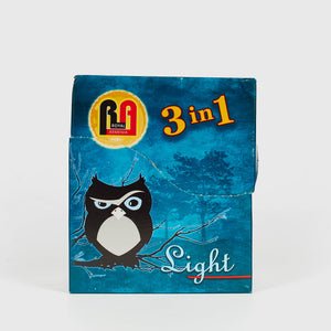 "3 in 1 ""LIGHT"" Instant Coffee Beverage by ROYAL ARMENIA (Package of 20 Single Serve Packets)"