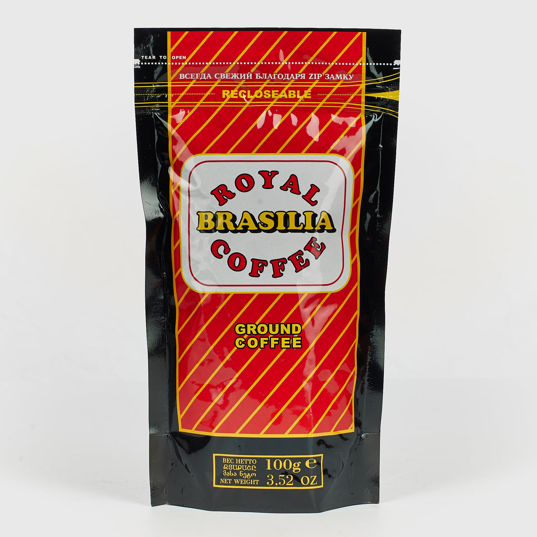 ROYAL BRASILIA COFFEE