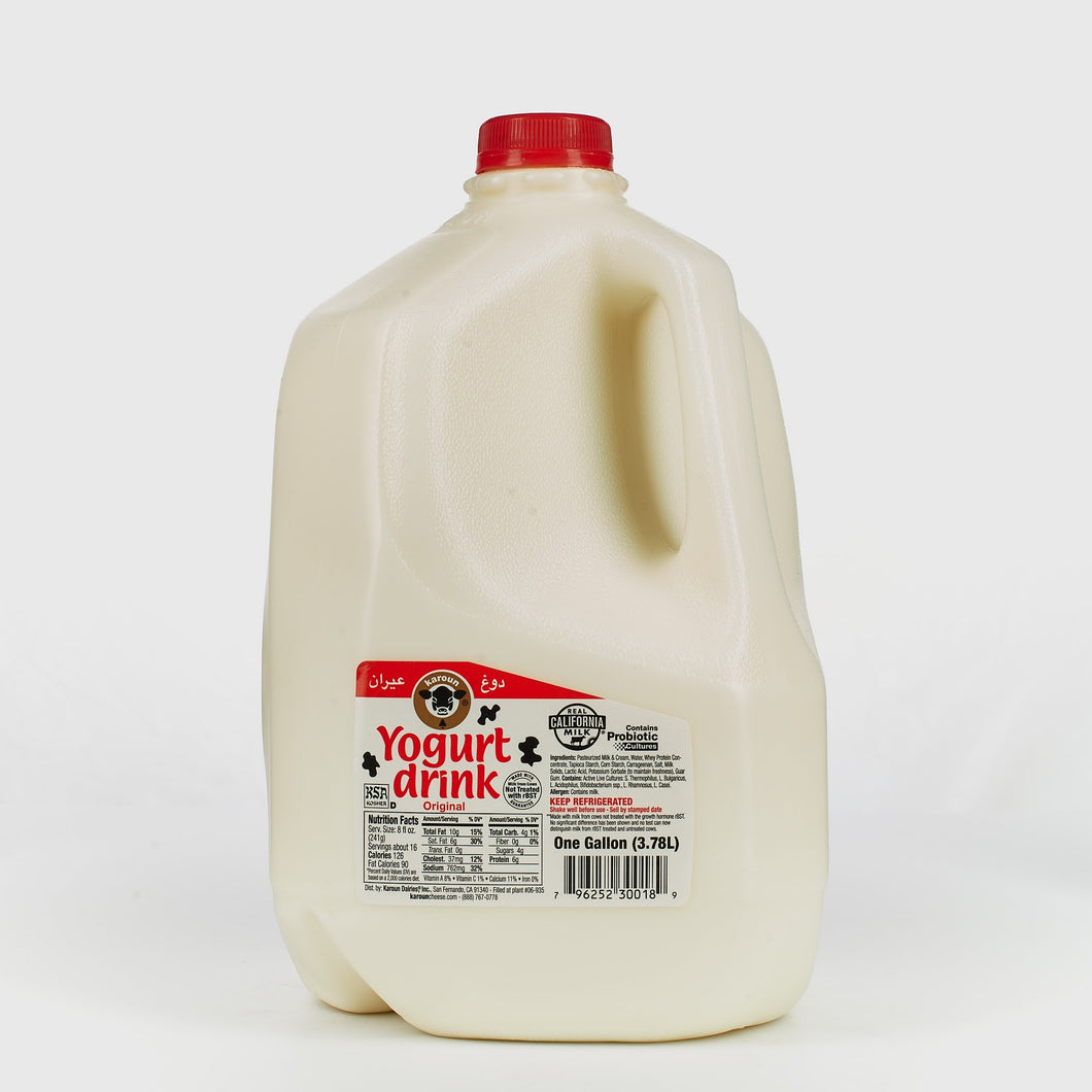 YOGURT DRINK ORIGINAL | 8.78 lb