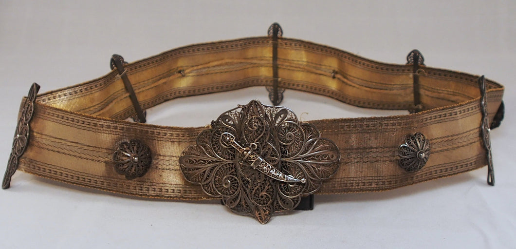 Ottoman belt from the Caucasus
